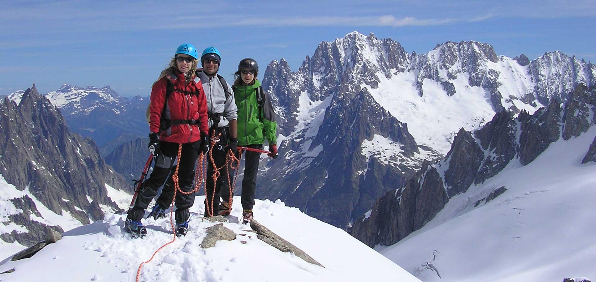 Corsi di Alpinismo livello 2