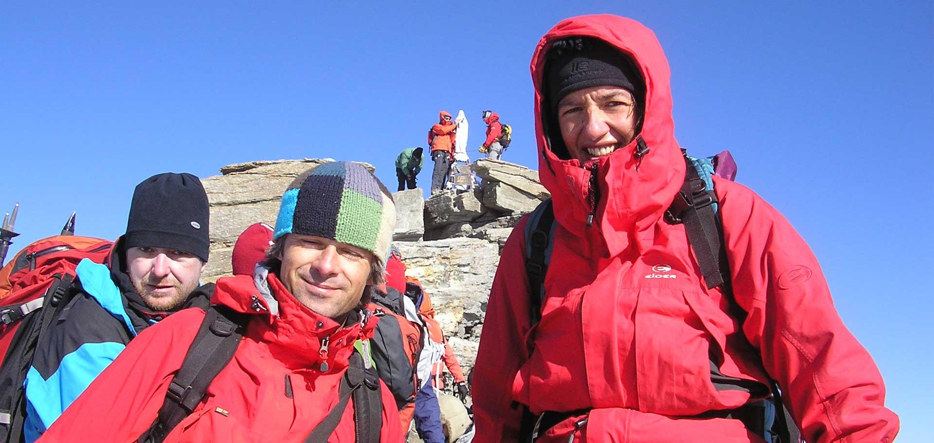 Corsi di Alpinismo livello 3