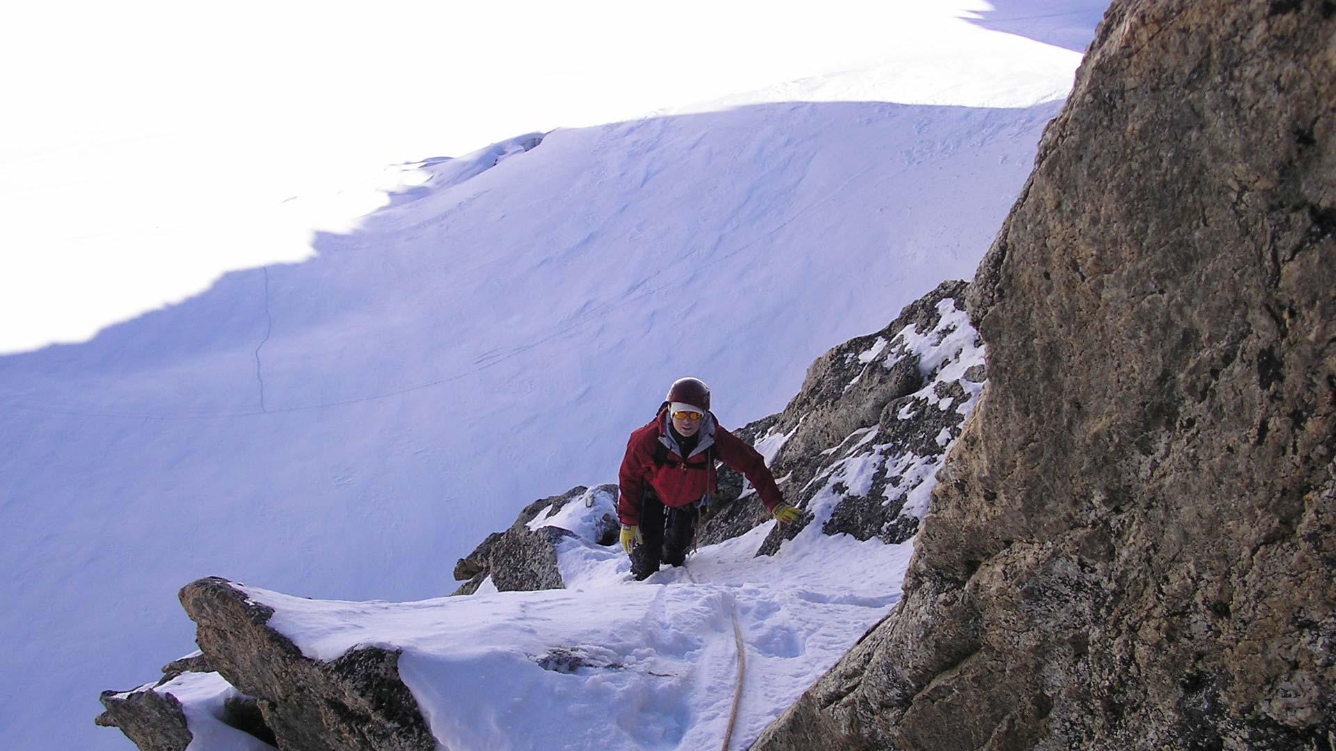 Corsi di Alpinismo Livello 5