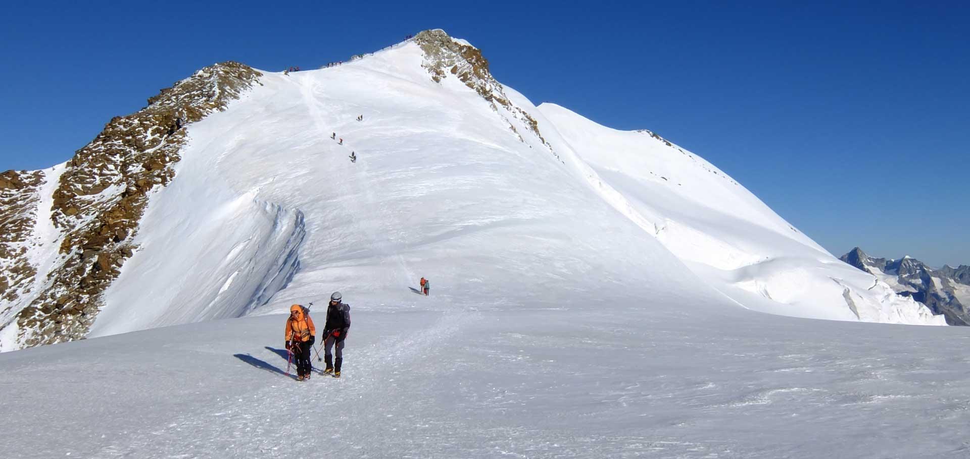 Corsi di Alpinismo Livello 4