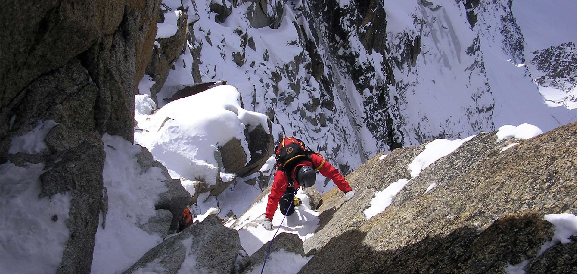 Corsi di Alpinismo Livello 6